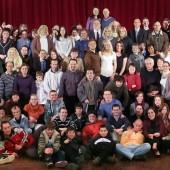 Gyülekezeti csoportkép, 2011. január