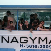 KETA hajókirándulás, 2011. május