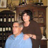 P. Scibelli és Linda